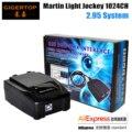 Martin contrôle des lumières de la scène DMX  contrôleur 1024 DMX512 USB Martin Lightjockey 1024 USB|light move|light lot|dmx512 rgb led controller -