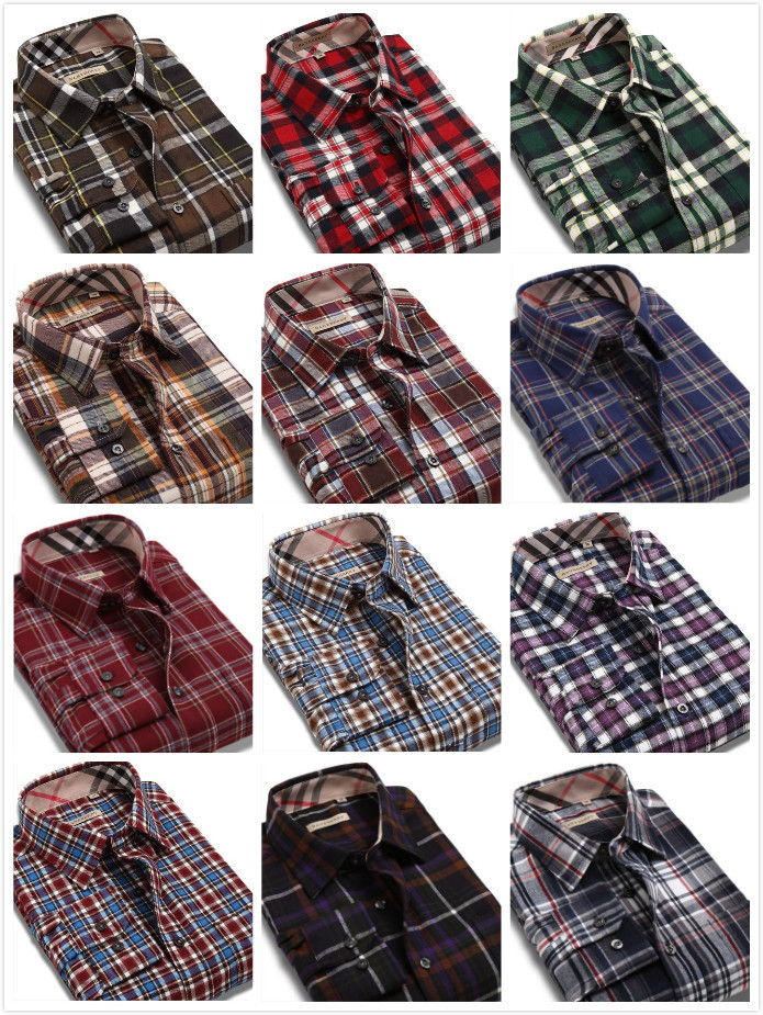 Casual Cotton Shirts For Men