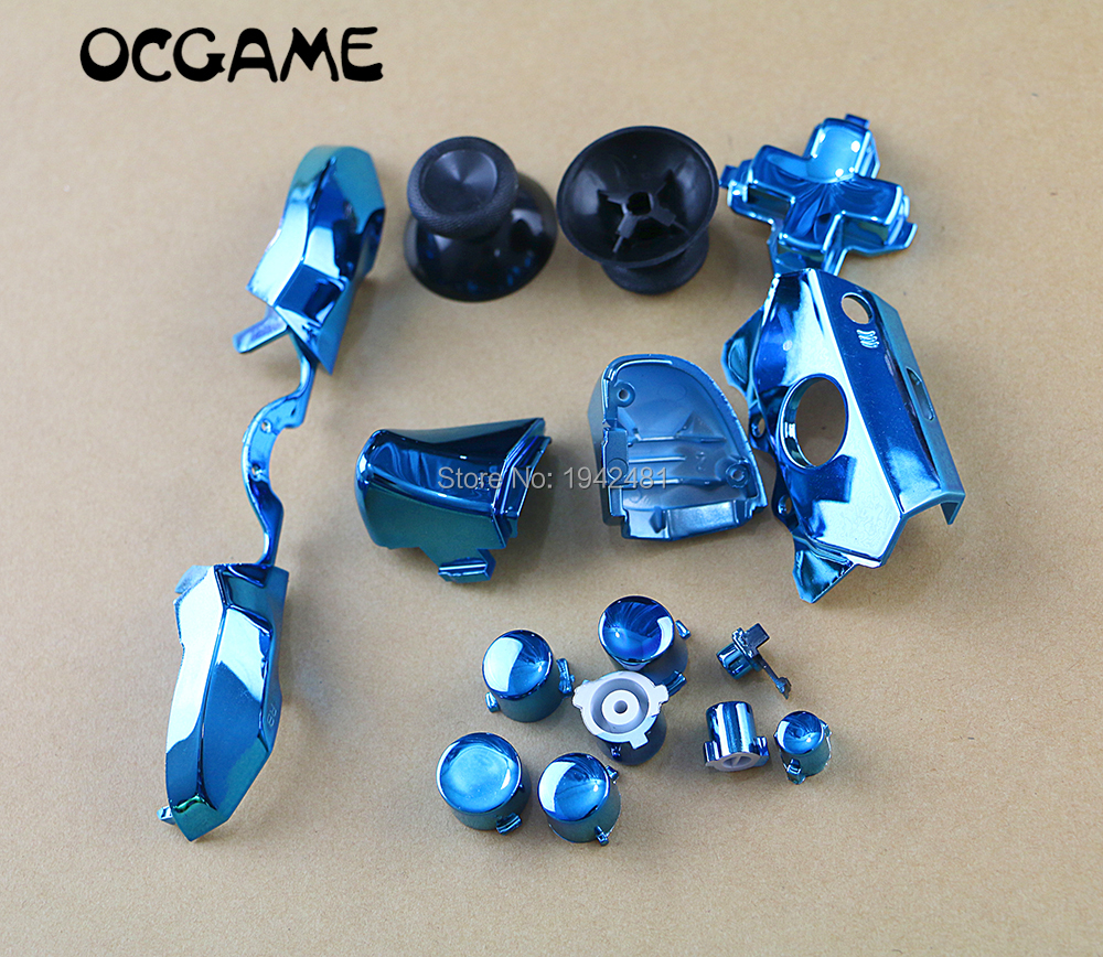 Consumer Electronics Ocgame High Quality Metal Materials 8 Colors Chrome D-pad Cross Button Direction Parts For Xbox One Xboxone Controller A Great Variety Of Goods