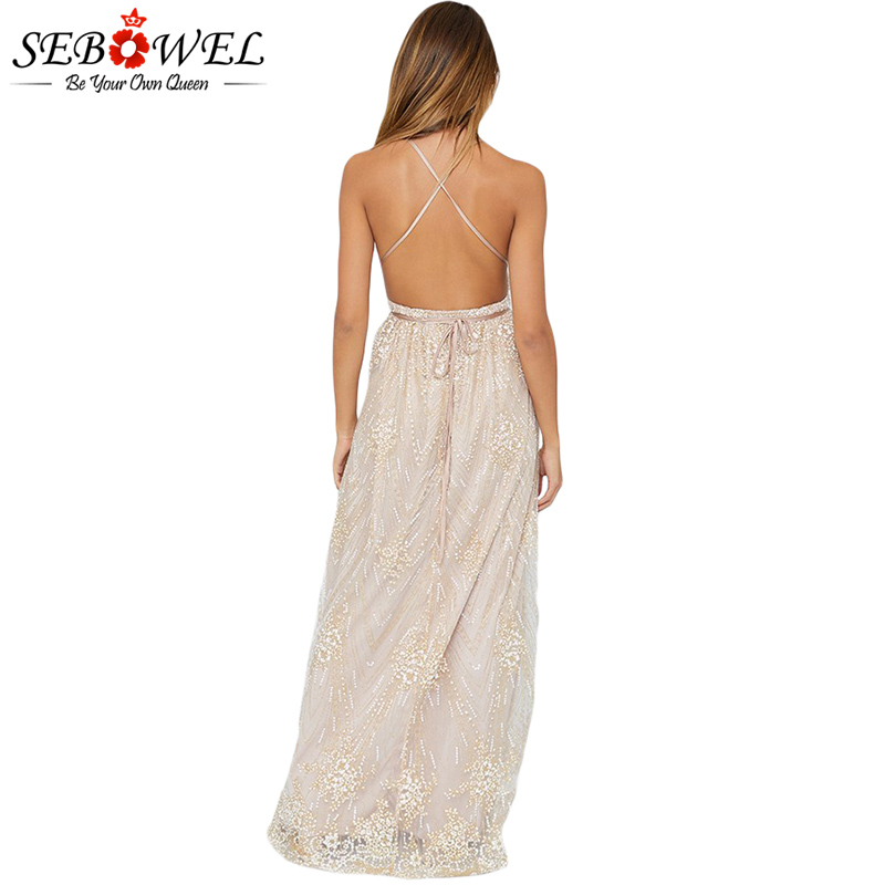 Apricot-Daring-Open-Back-Glittering-Party-Dress-LC610534-18-2