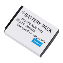Battery For KODAK KLIC-7003 EASYSHARE M MD V1003 V803 M380 new