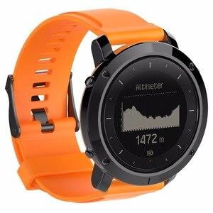 Image 2 - Horloge band voor suunto toepassing op Suunto traverse horlogeband sport traverse serie horloge siliconen band voor gymnastiek