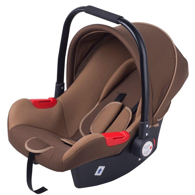 European safety child car seat basket 0 12 months baby partable car seats