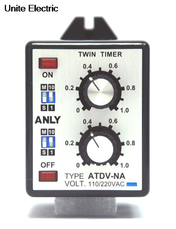 ANLY Timer Relay ATDV NA Twin Time Relay anly timer relay atdv na twin time relay in relays from home anly timer wiring diagram at alyssarenee.co