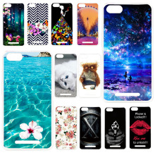 цена на TAOYUNXI Phone Case For BQ BQ 5020 BQ Mobile Case Silicone Cover For BQS 5020 Strike SE BQ BQS5020 Soft TPU Cover Fundas Bumper