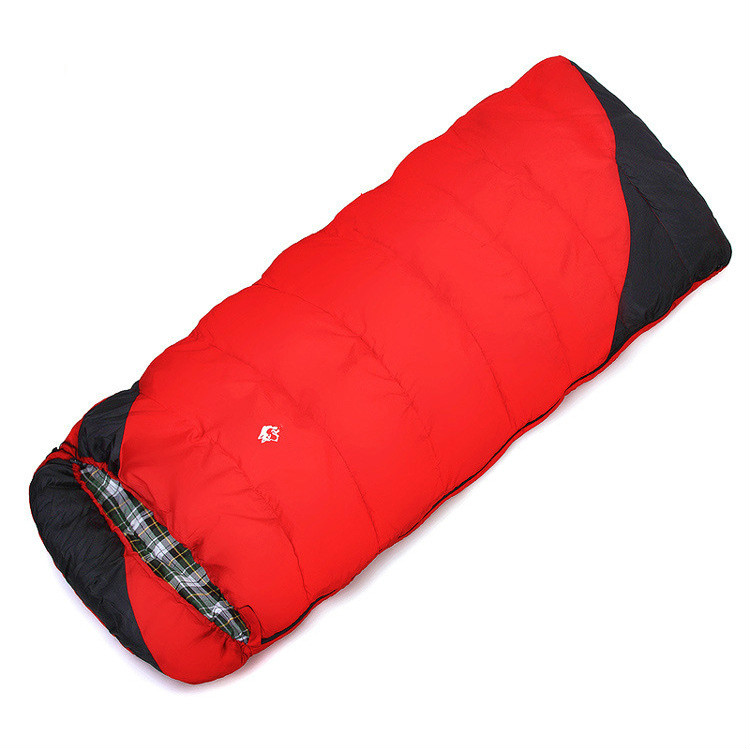 outdoor camping in adult sleeping bag to keep warm, waterproof three seasons spring summer sleeping bag for camping trip цена