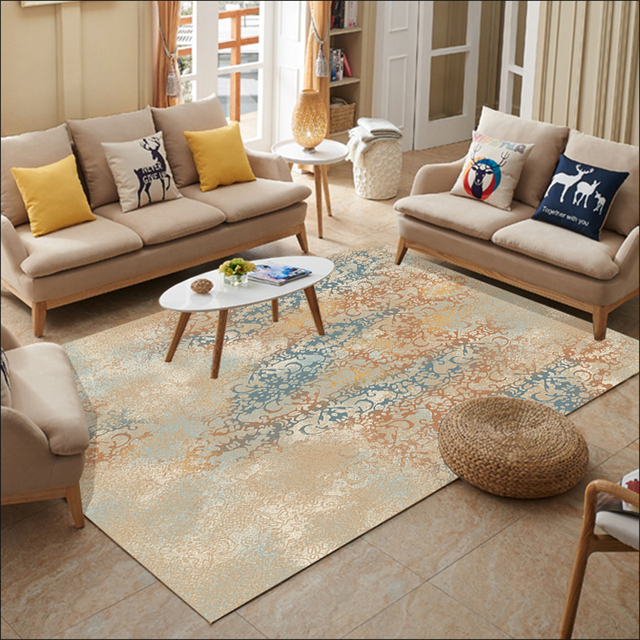 2018 New Thicker Nordic Style Carpets For Living Room Bedroom Rug Area  Carpet Home Floor Bedroom Rug Carpet Delicate Large Mat-in Carpet from Home  & ...