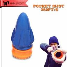 2017 New High Qulity Pocket Shot 1PC Unisex Mini Blue Black Red Pocket Catapult Slingshot Outdoor Shot Target Shooting Toy