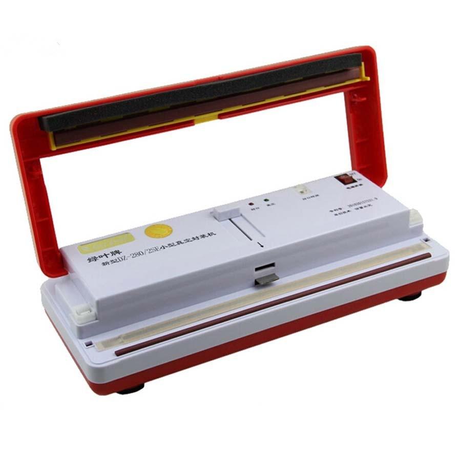 цена на 1pc Hot sales Food Vacuum Sealer Kits food vacuum sealer machine DZ-2SE food vacuum packaging machine vacuum sealer 220V
