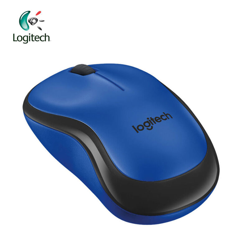 Logitech M220 Wireless Gaming Mouse med batteri 91g Vikt Optisk - Datortillbehör