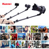 Free Shipping 2014 New Style Yun Teng 088 Gopro Selfie Stick Monopod Tripod Phone Holder For