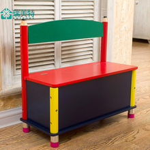 Rui US special multi-functional toy storage box of children's toys toys storage rack shelving rack finishing frame storage cabin