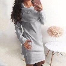 Women's Sexy Slim Fashion Clubwear Night Wear Bodycon Dresses Long Sleeve Mini Dress Womens Autumn Winter Dresses
