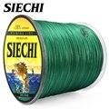 Рыболовная леска SIECHI, 1 шт., 500 м, PE, плетеная, 8 нитей, рыболовные лески, многонитевая леска, веревка, шнур, 20-88lb