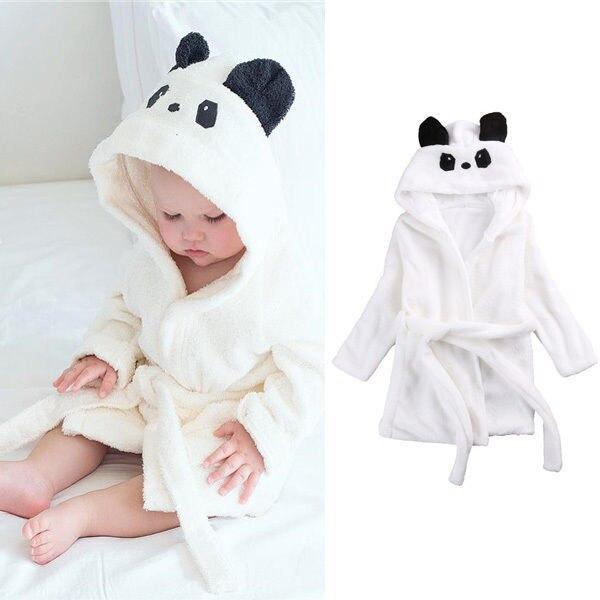 993761d11 2018 New Fashion Newborn Boys Girl Kids Cute Lovely Sleepwear Robes ...