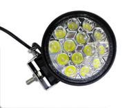 Free shipping DC10 30V Waterproof 45w led driving lights off road automotive 4x4 led work light for truck/trailer/utv/atv