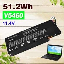 11,4 V 51.2Wh ноутбук Батарея для Dell VH748 для VOSTRO V5460 V5560 V5470 V5480 VH748 для Inspiron 14-5439