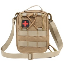 Outdoor First Aid Kits Tactical Medical Backpack Military First Aid Kit pouch Emergency Assault Combat Rucksack Outdoor