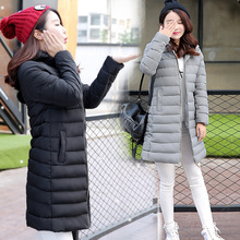 2016 Sale Solid Ukraine New Winter In The Long Section Of Korean Version Of Women s