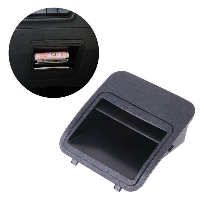 <font><b>2019</b></font> New Hot New 1 Pc Auto Car Inner Fuse Storage Box Bin <font><b>Case</b></font> Card Slot Holder <font><b>For</b></font> <font><b>Hyundai</b></font> <font><b>Tucson</b></font> 2016 2017 image