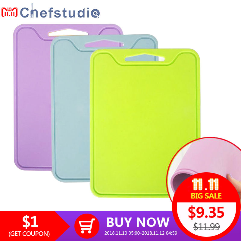 Silicone Divider plate anti-wear and anti slip, vegetables and meat Chopping block kitchen noodles Cutting board accessories