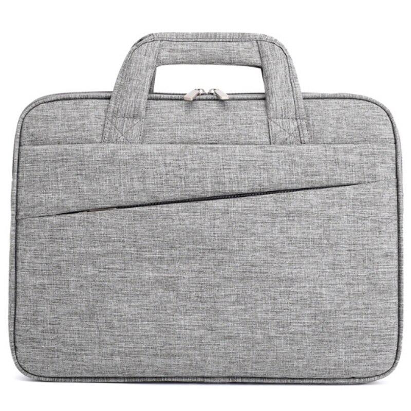 New Ultra-Light Business Laptop Bag 15.6-Inch Men And Women Shoulder Bag Briefcase