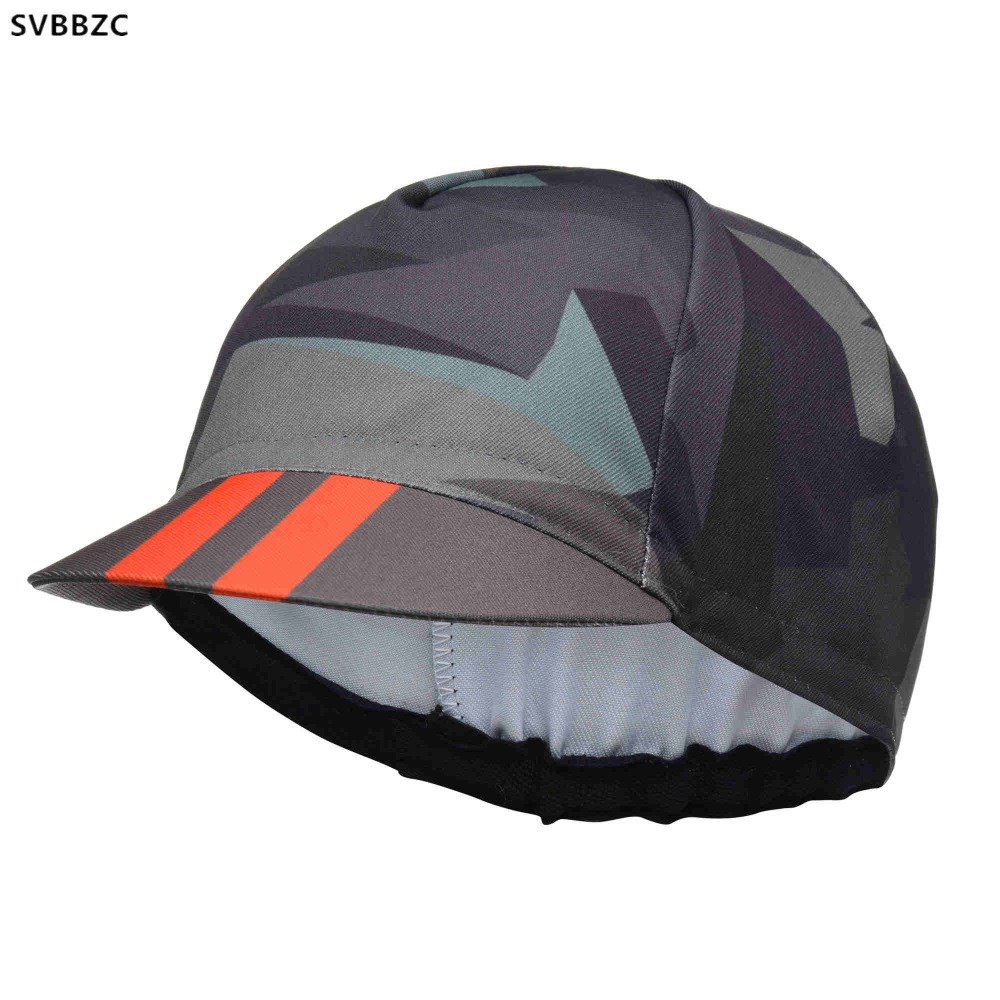 CATEYE Bike Cycling Nylon Cap Outdoor Sport Black Cap Sun Hat One Size