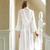 Royal Encaje de Maternidad Embarazo Photography Props Disparar Camisón Vestido Largo