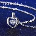 Bisuteria mujer femme стерлингового серебра 925 pingente pendentif для подруги стерлингового серебра (JA302)