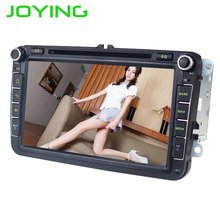 """JOYING 2GB 2Din 8"""" touch screen Android 6.0 Car Radio Stereo for Skoda Rapid SuperB multimedia system head unit for GOLF PASSAT"""