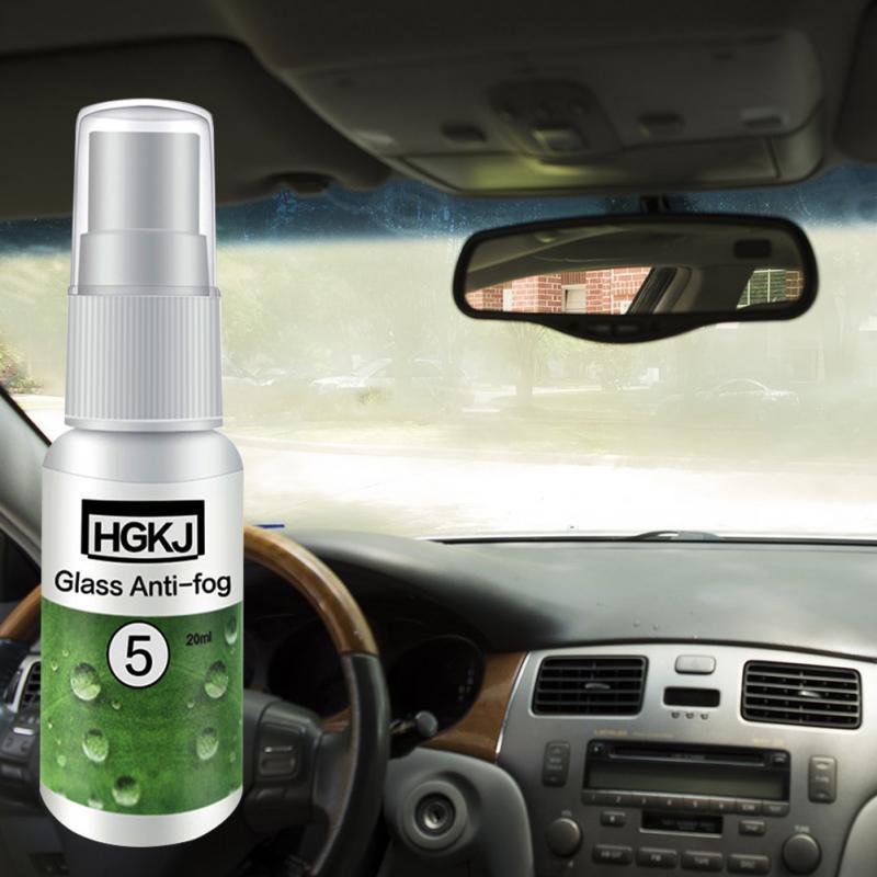20ml Waterproof Rainproof Anti-fog Agent Glass Coating For Car Windscreen Bathroom Glass Mobile Phone Screen