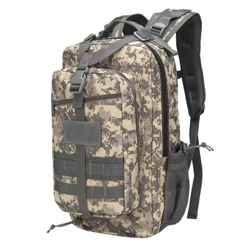 Sac à dos de voyage extérieur 30L tactique chasse armée Combat sacs Molle Bug hommes randonnée Camping Trekking sport sac à dos