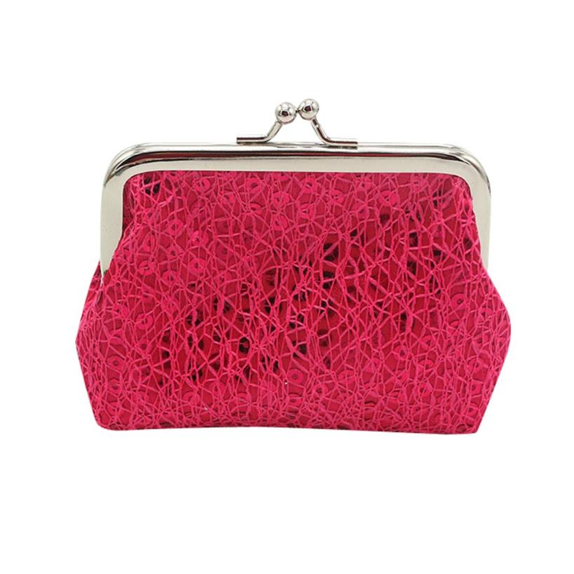Women's Coin Purses Lady Polyester Pailette Hasp Small Wallet Change Pouch Key Card Holder Clutch Handbag Wholesale LP casual weaving design card holder handbag hasp wallet for women