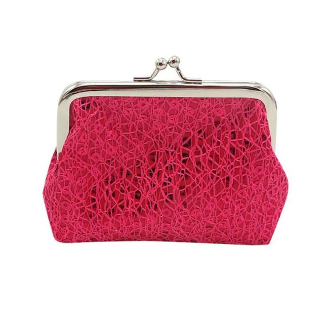 bde8cb34cf86 Women s Coin Purses Lady Polyester Pailette Hasp Small Wallet Change Pouch  Key Card Holder Clutch Handbag Wholesale  Y-in Coin Purses from Luggage    ...