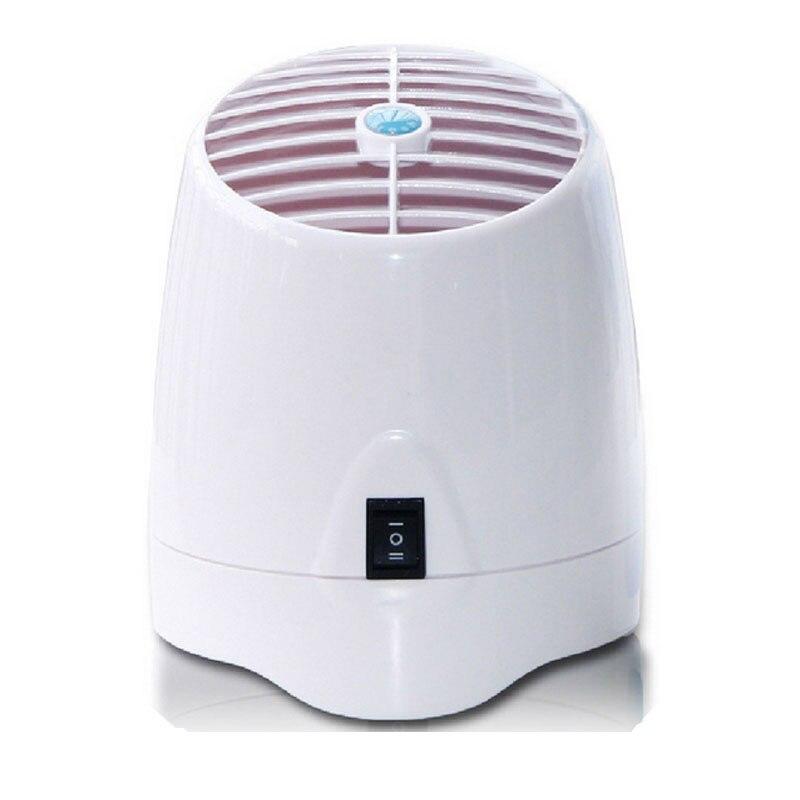 Générateur d'ozone Purificateur D'air Ions Négatifs + ozone Portable Concentrateur D'oxygène Purificador De Ar Avec Arôme Diffuseur