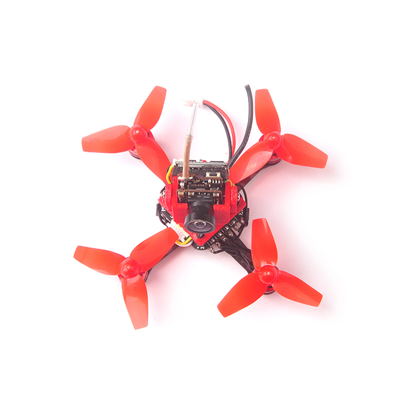 Trainer66 Mini 66mm 1S FPV Racing Drone PNP Kit w/ Flysky DSM2/X Frsky Receiver For Indoor Racer