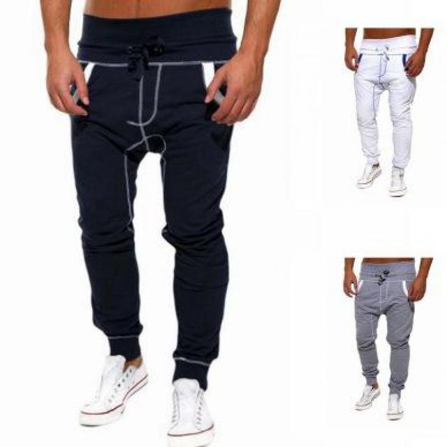 2017 New Hit Men's Casual Pants Haren Pants Free Mail