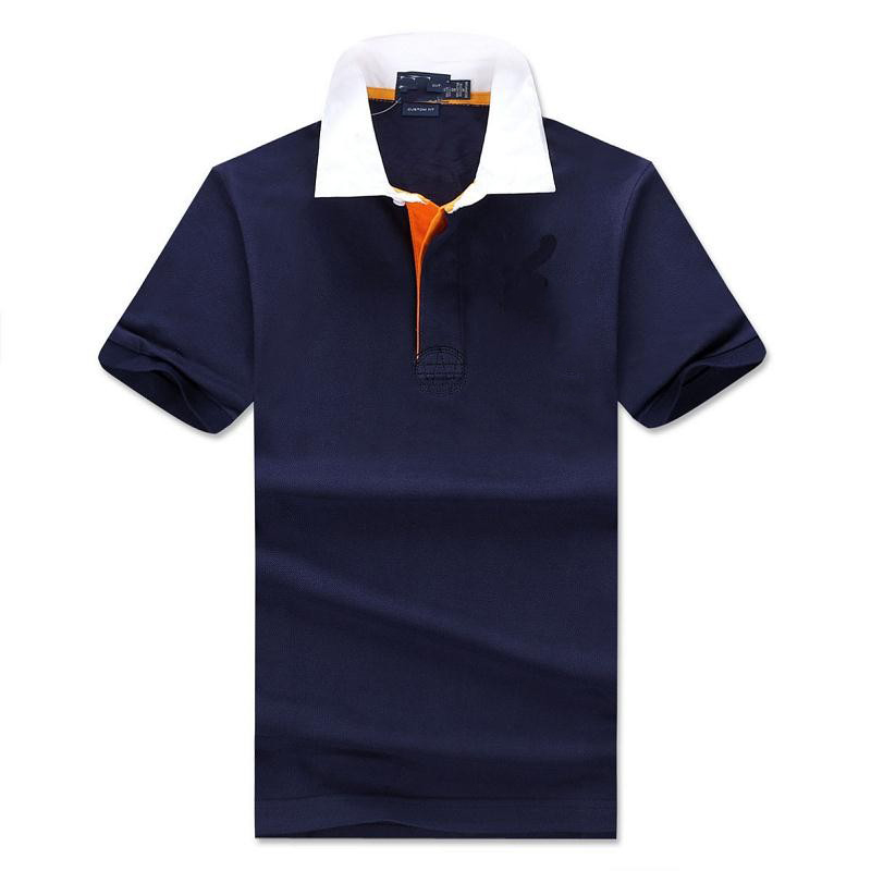 Aliexpress.com  Buy 2016 New Solid Polo Shirt Men Classic Slim camisa polo Short sleeve mens polo shirt brands polo ralphmen horse from Reliable polo shirt polo suppliers on Mystery Costumes(9)