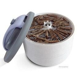 Żywność komercyjna odwadniacz 5 warstw elektryczna maszyna do suszenia żywności owoce/warzywa/mięso suszarka wielofunkcyjna suszarka 220V