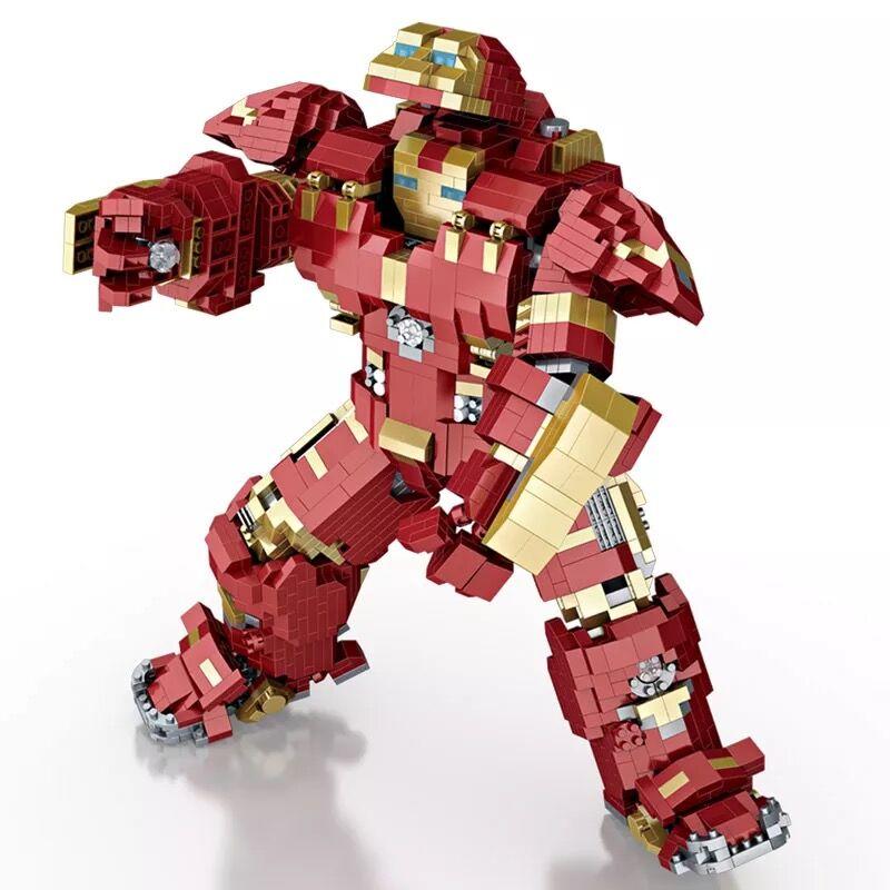 2018 Նոր Նոր RobotRed Blocks 2750 հատ հատ Star War Series - Կառուցողական խաղեր - Լուսանկար 2