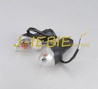 Clear Rear Turn Indicator Signal Light For Kawasaki ZX6R 2009 2010 2011 Z750 2007 2008 2009