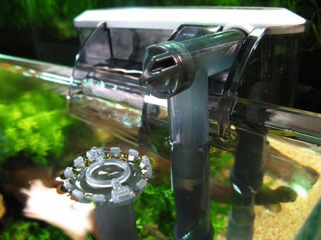 online shop xp 13 waterfall aquarium filter tank external wall