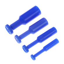 10pcs 6/8/10/12MM Blue Nylon Pneumatic Blanking Plug Hose Tube Push Fit Connector Air Line Tool Accessories(China)