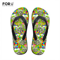 High Quantity Women Flip Flops Summer Sandals For School Stress Casual Walking Seaside Beach Soft Non