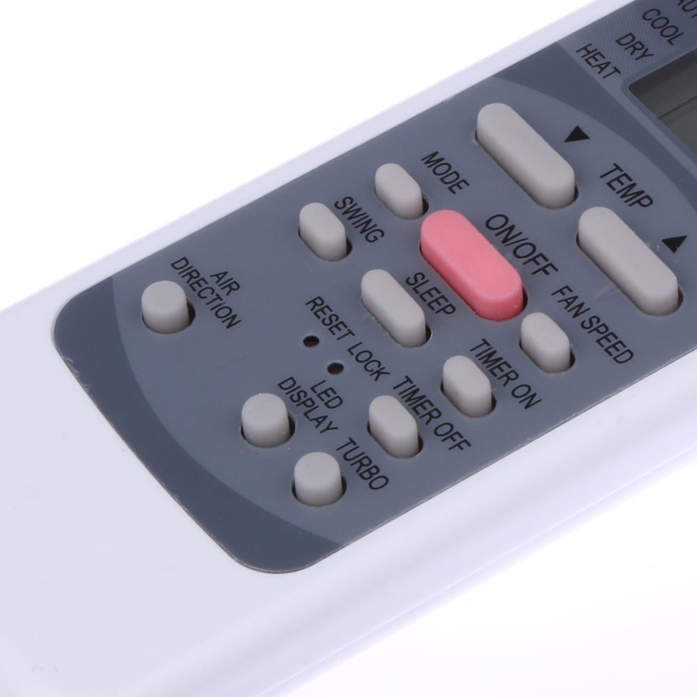 Image 5 - Remote Control for Midea Split Portable Air Conditioner Remote Control R51M/E for R51/E R51/CE R51M/CE R51D/E R51M/BGE-in Remote Controls from Consumer Electronics
