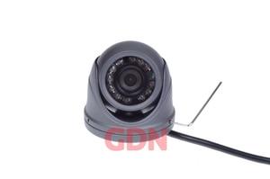 Image 2 - 700TVL 1/4 CMOS 12 LEDs Night Vision 3.6mm Lens Outdoor / Indoor Metal Waterproof Mini Dome Camera Security CCTV Camera