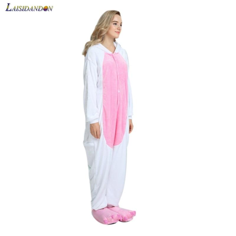 4231abcd50 Nuevo Onesie Animal Unicornio Pijamas conjunto puntada oro cuerno Unicornio  Pijamas Onesies adulto Unisex mujeres capucha Pijamas Kigurumi en Conjuntos  de ...