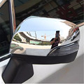 ABS хромированное зеркало заднего вида Накладка/зеркало заднего вида украшение для Subaru Forester 2013-2018 автомобильный Стайлинг