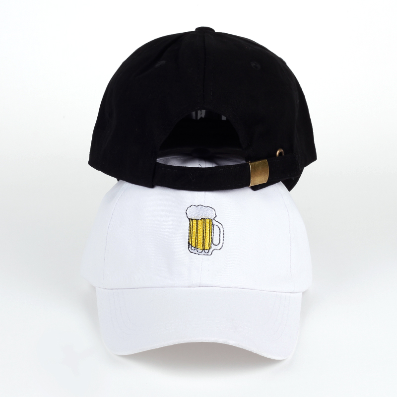 VORON 2017 new Beer Small Embroidery Cotton Baseball Cap men women golf Adjustable dad cap hats