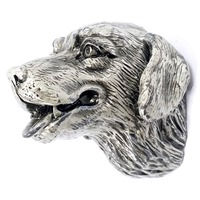New Arrival Antique Sliver Dog Head Drawer Handles Kitchen Cabinet Door Pull Handle Furniture Knob Hardware